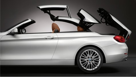 A look at the new BMW 4 Series